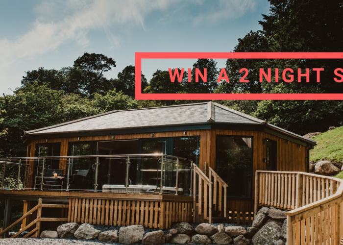 Win a 2 night stay 1